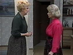Madge Bishop, Helen Daniels in Neighbours Episode 1319
