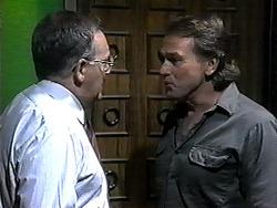 Harold Bishop, Doug Willis in Neighbours Episode 1319