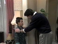 Toby Mangel, Joe Mangel in Neighbours Episode 1319