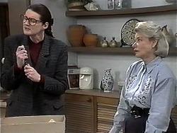 Dorothy Burke, Helen Daniels in Neighbours Episode 1319