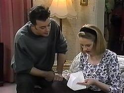 Matt Robinson, Melanie Pearson in Neighbours Episode 1320