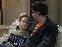 Toby Mangel, Joe Mangel in Neighbours Episode 1320