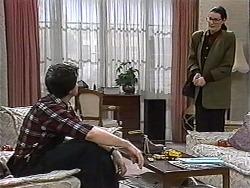 Joe Mangel, Dorothy Burke in Neighbours Episode 1320