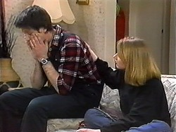 Joe Mangel, Melanie Pearson in Neighbours Episode 1320