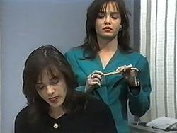 Christina Alessi, Caroline Alessi in Neighbours Episode 1320