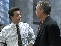 Paul Robinson, Jim Robinson in Neighbours Episode 1320