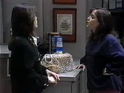 Christina Alessi, Caroline Alessi in Neighbours Episode 1321