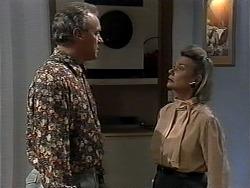Jim Robinson, Helen Daniels in Neighbours Episode 1321