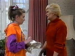 Melanie Pearson, Madge Bishop in Neighbours Episode 1321