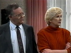 Harold Bishop, Madge Bishop in Neighbours Episode 1321