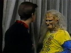 Todd Landers, Josh Anderson in Neighbours Episode 1322