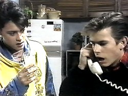 Josh Anderson, Todd Landers in Neighbours Episode 1322
