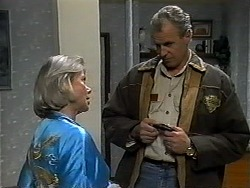Helen Daniels, Jim Robinson in Neighbours Episode 1323