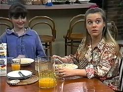 Cody Willis, Melissa Jarrett in Neighbours Episode 1323