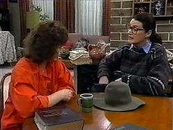 Pam Willis, Dorothy Burke in Neighbours Episode 1323