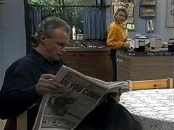 Jim Robinson, Helen Daniels in Neighbours Episode 1323
