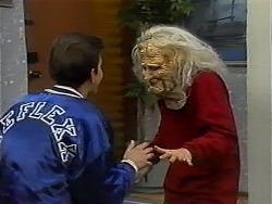 Todd Landers, Josh Anderson in Neighbours Episode 1323