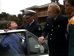 Cody Willis, Police Officer, Todd Landers in Neighbours Episode 1323