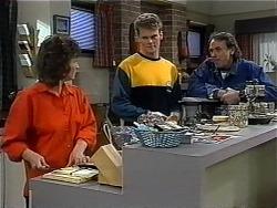 Pam Willis, Adam Willis, Doug Willis in Neighbours Episode 1323