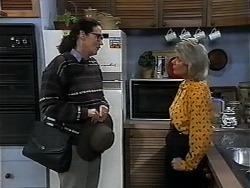 Dorothy Burke, Helen Daniels in Neighbours Episode 1323
