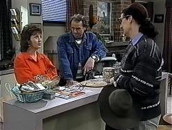 Pam Willis, Doug Willis, Dorothy Burke in Neighbours Episode 1324