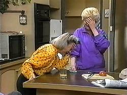 Helen Daniels, Madge Bishop in Neighbours Episode 1324