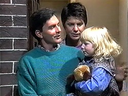 Eric Jensen, Joe Mangel, Sky Bishop in Neighbours Episode 1324