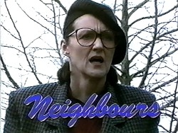 Dorothy Burke in Neighbours Episode 1324