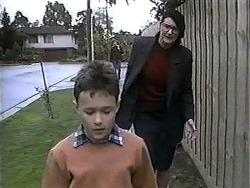 Toby Mangel, Dorothy Burke in Neighbours Episode 1325