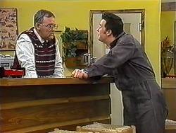 Harold Bishop, Matt Robinson in Neighbours Episode 1325