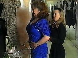 Customer, Gemma Ramsay in Neighbours Episode 1325