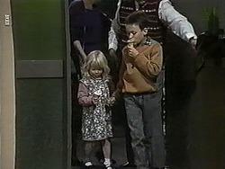 Sky Bishop, Toby Mangel in Neighbours Episode 1325