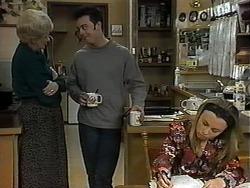 Madge Bishop, Matt Robinson, Gemma Ramsay in Neighbours Episode 1326