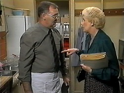Harold Bishop, Madge Bishop in Neighbours Episode 1326