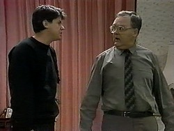 Joe Mangel, Harold Bishop in Neighbours Episode 1326