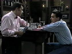 Matt Robinson, Mario in Neighbours Episode 1326