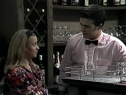 Gemma Ramsay, Matt Robinson in Neighbours Episode 1326