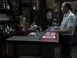 Gemma Ramsay, Wally in Neighbours Episode 1326