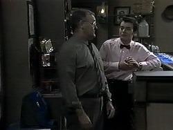 Harold Bishop, Matt Robinson in Neighbours Episode 1327