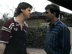 Joe Mangel, Eric Jensen in Neighbours Episode 1327