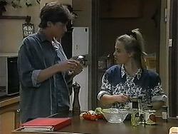 Ryan McLachlan, Gemma Ramsay in Neighbours Episode 1327