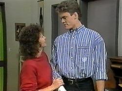 Pam Willis, Adam Willis in Neighbours Episode 1328