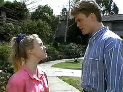 Gemma Ramsay, Adam Willis in Neighbours Episode 1328