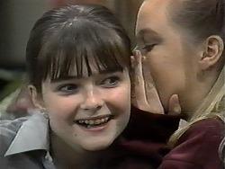 Cody Willis, Melissa Jarrett in Neighbours Episode 1328