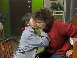 Cody Willis, Pam Willis in Neighbours Episode 1328