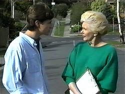 Ryan McLachlan, Madge Bishop in Neighbours Episode 1328