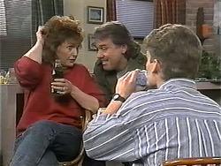 Pam Willis, Doug Willis, Adam Willis in Neighbours Episode 1328