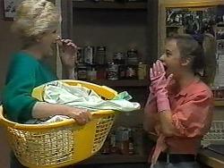 Madge Bishop, Gemma Ramsay in Neighbours Episode 1328