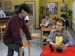 George Pascar, Melissa Jarrett in Neighbours Episode 1328