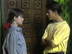 Cody Willis, Todd Landers in Neighbours Episode 1329